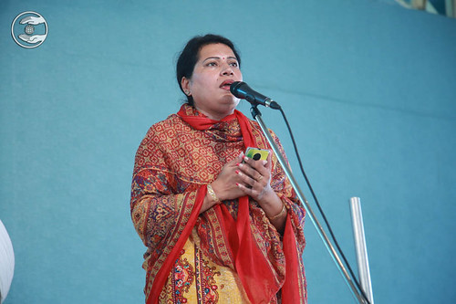 Devotional song by Anju Arora from Paschim Vihar