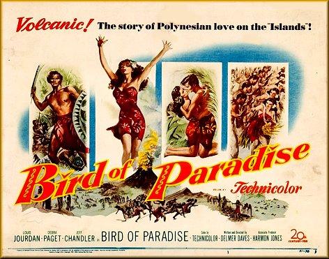 Bird of Paradise - 1951 - Poster 4