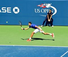 Marin Čilić - 2017 U.S Open