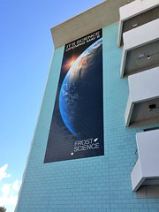 Frost Science Mural