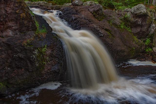 Upper Amnicon Falls