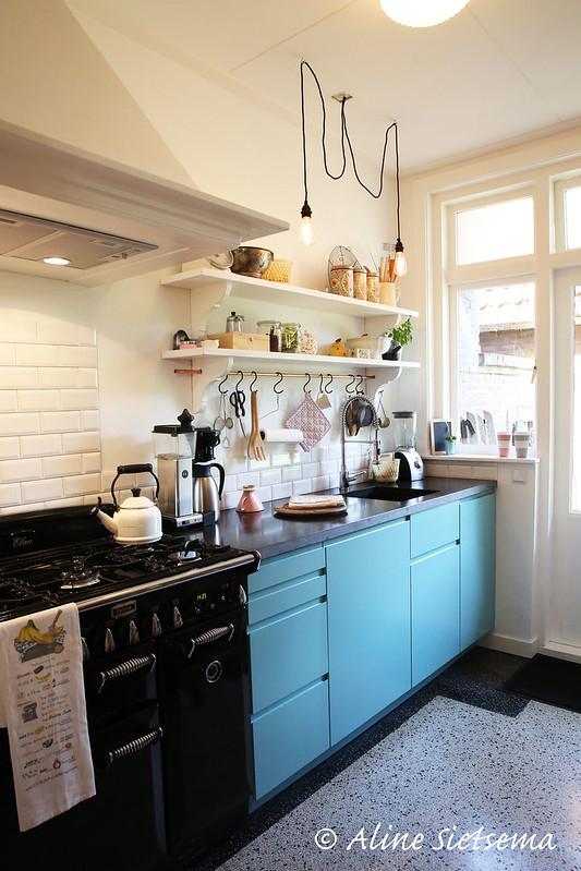 Onze nieuwe keuken 1
