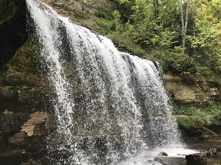 Cascade Falls in Osceola, Wis.