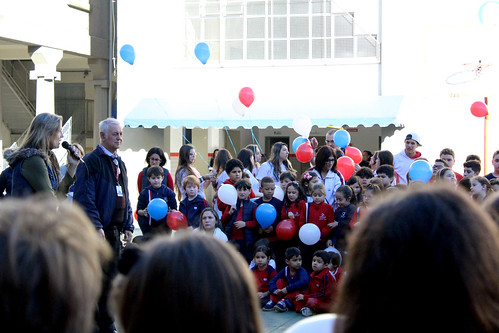 Colégio Salesiano Leão XIII - Aniversário de Dom Bosco