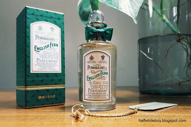 halfwhiteboy - penhaligon's english fern EDT 01