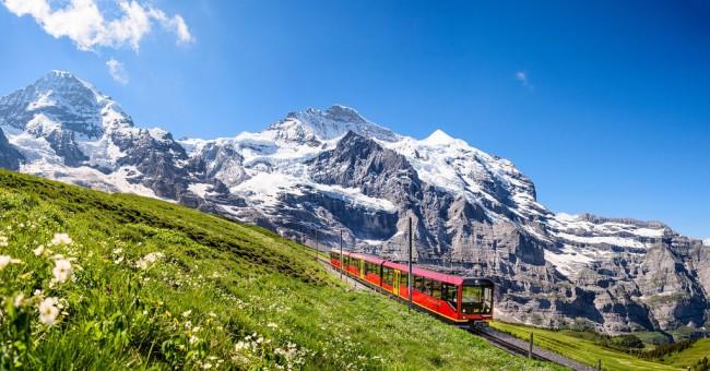 Soutěž o jízdenky s Jungfraubahnen – vyhlášení výherců