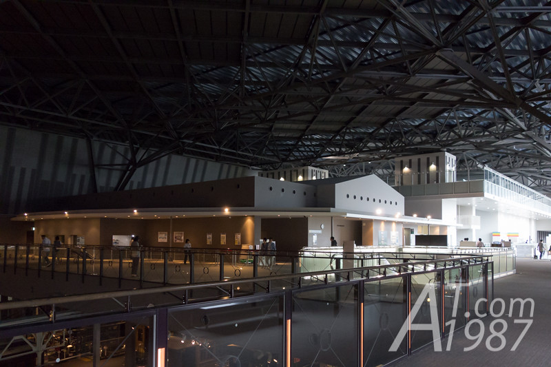 THE RAILWAY MUSEUM - 2nd & 3rd Floor