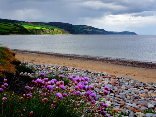 Stormy Day, Nr Rosemarkie Campsite, Fortrose, Scottish Trip 2017 Explored.