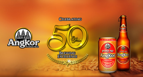 Cambodia: Angkor Kingdom. From A Beer Tour of Asia