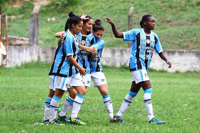 João Emílio 0x3 Grêmio