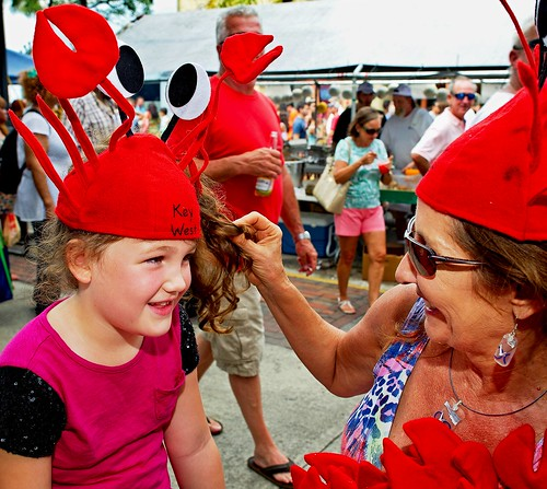 Pass the Drawn Butter! It's Key West Lobsterfest Time