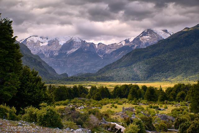 Aqui permaneceria eternamente - Valle Exploradores (Patagonia Chile)