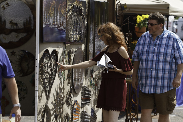 2017 Colorado Artfest at Castle Rock