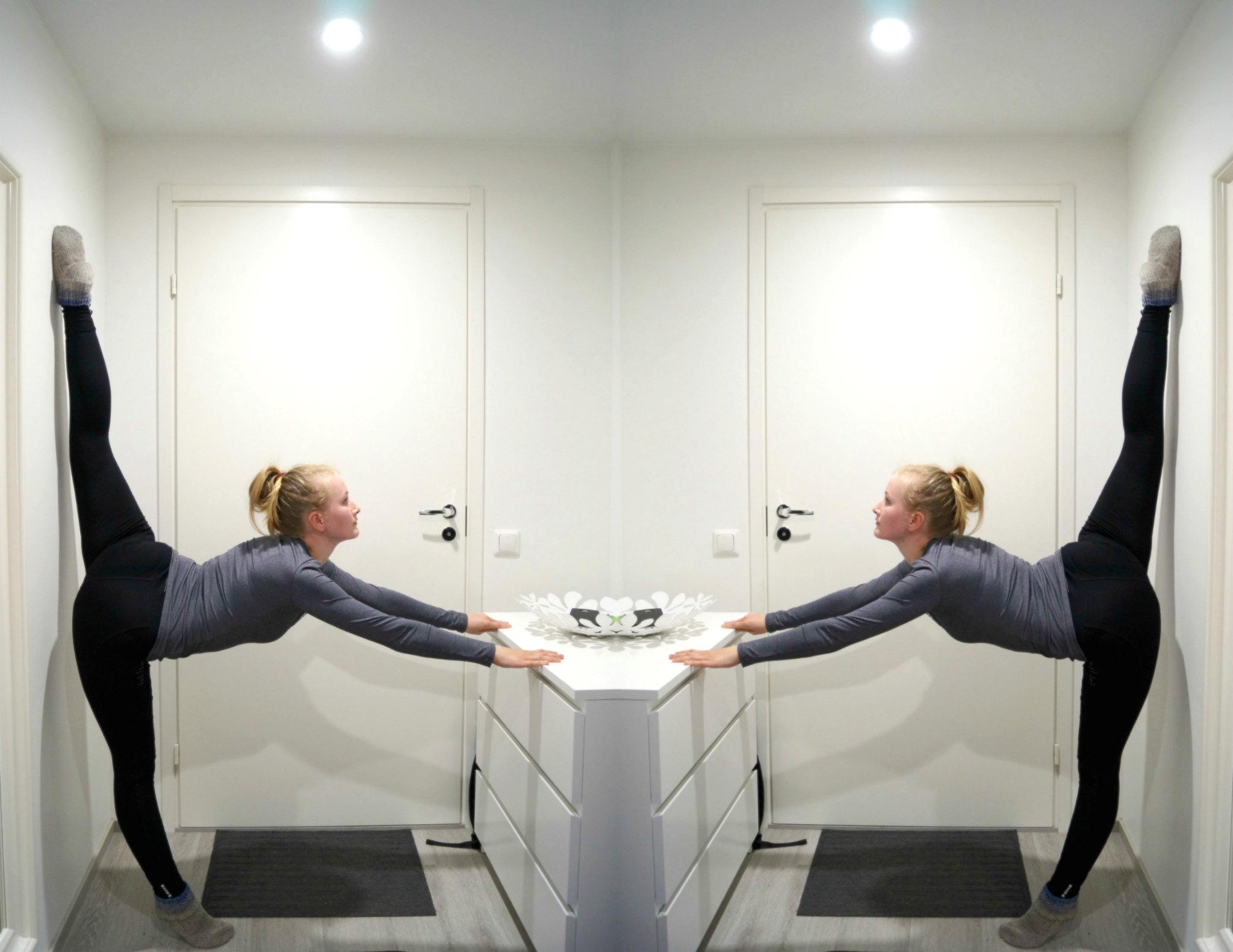Suhteeni liikuntaan + syömishäiriö