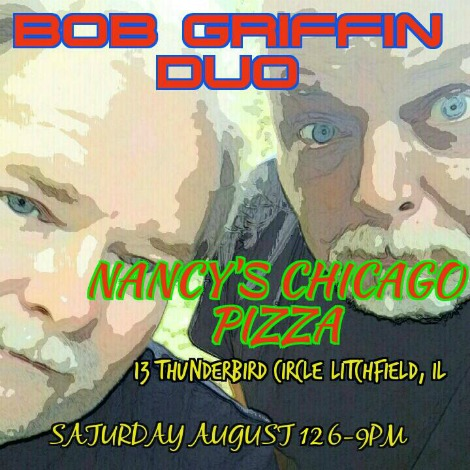 Bob Griffin Duo 8-12-17