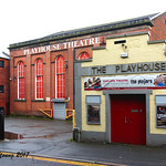 Playhouse Theatre, Market Street West,  Preston, Lancashire