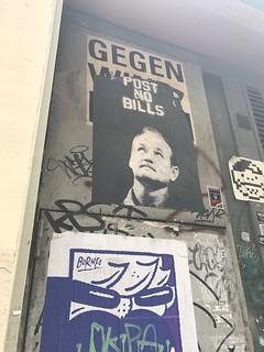 Post No Bills, Barcelona