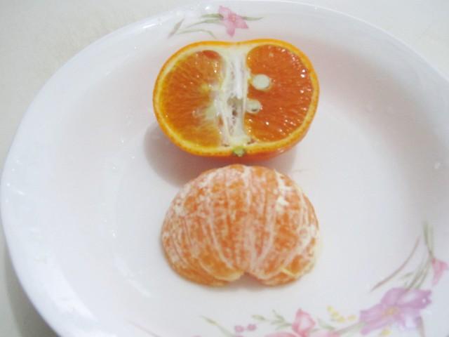 澳洲茂谷柑 皮薄偏酸