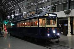 Christchurch Tramway Restaurant Car