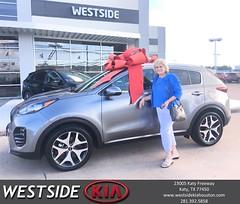 Westside Kia Customer Review