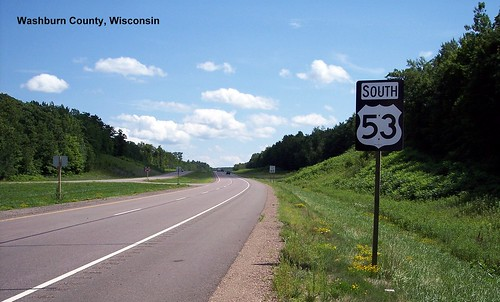 Washburn County WI