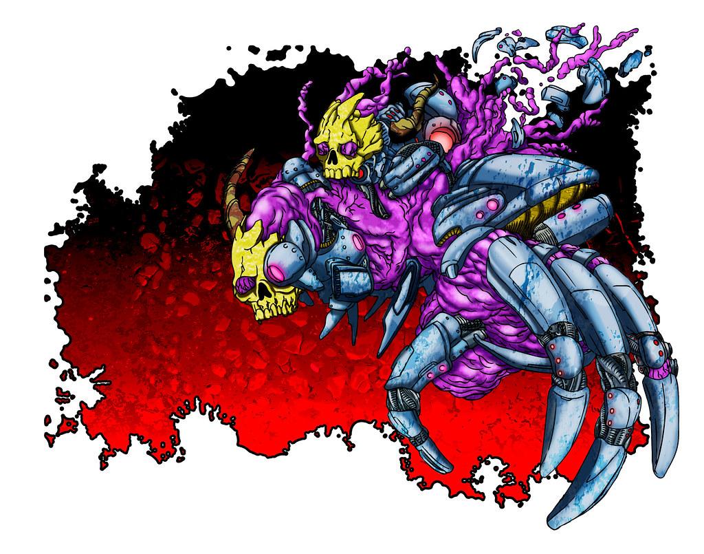 metal mutant 5