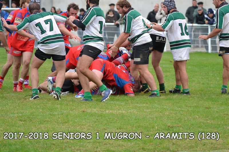 2017-2018 SENIORS 1 MUGRON-ARAMITS