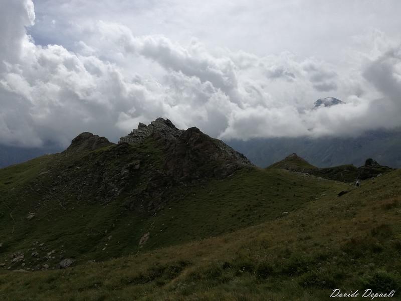 Alpe della Rossa - Pian Ciamarella - Rocca Ciarva 2364 m