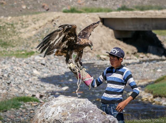 Mongolia Uglii to Khvod-16