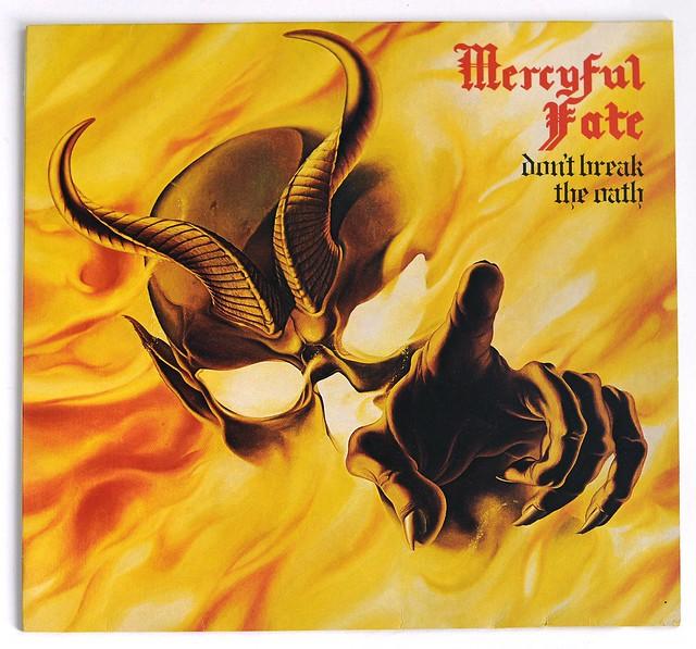 A0419 MERCYFUL FATE Don't Break The Oath
