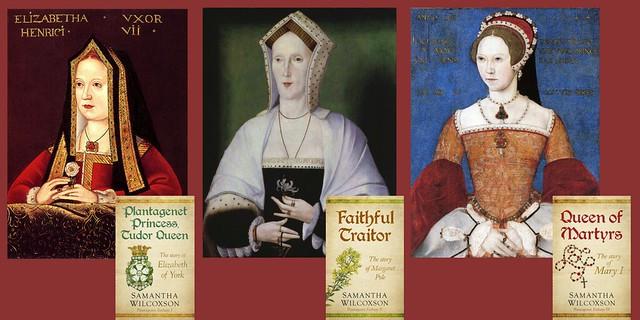 Women of Plantagenet Embers