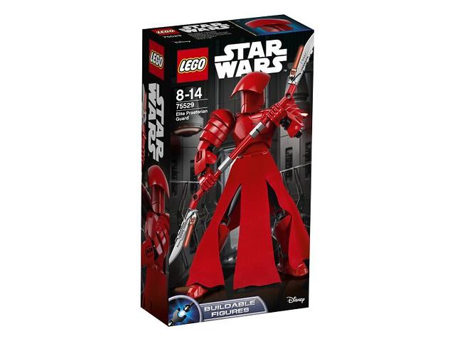 Oficjalne zdjęcia zestawów Lego Star Wars The Last Jedi  5