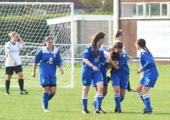 Bexhill United LFC v Kent Football United LFC