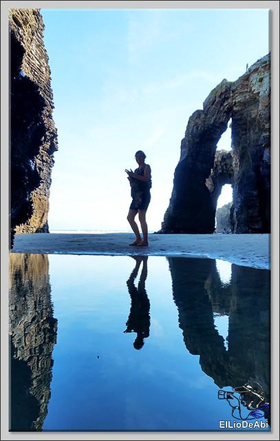 Paseo por la playa de las Catedrales  (3)