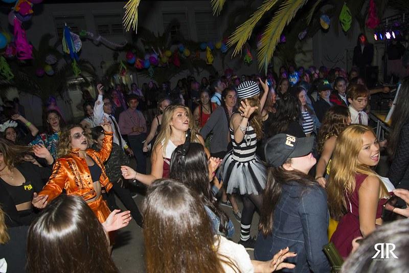 baile primavera 2017