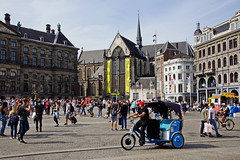 Dam Platz Amsterdam
