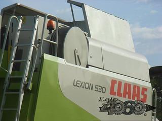Claas Lexion 530-145