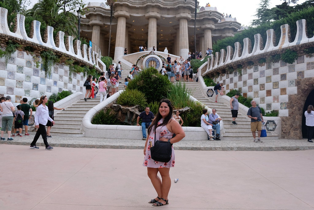 Park Guell   Spain and Portugal Itinerary