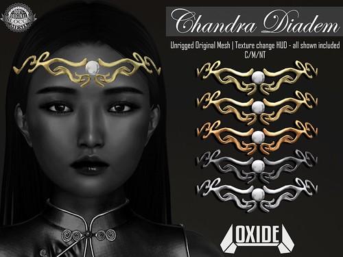 OXIDE Chandra Diadem - Fallen Gods Decennial