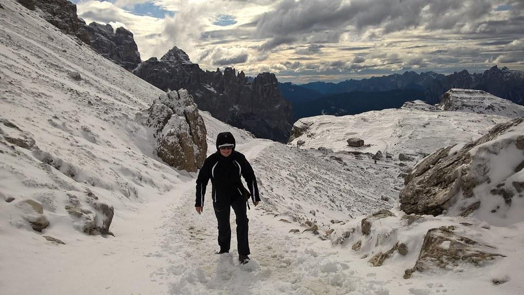 477179d200bb4 Taliansko | Išli sme do Álp a boli sme na zimu pripravení. A… | Flickr