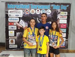 Международный турнир WKF «International Dojo Cup»58