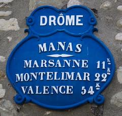Manas, Drome