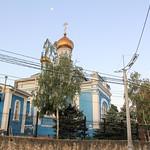Неделя 14-я по Пятидесятнице в Свято-Успенском кафедральном соборе города Новороссийска