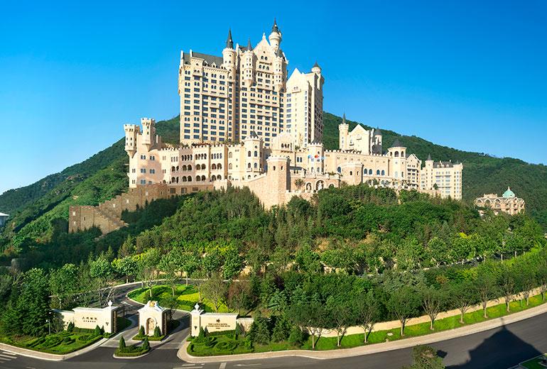 LC The Castle, Dalian, China