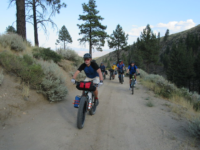 Carson City Bikepacking