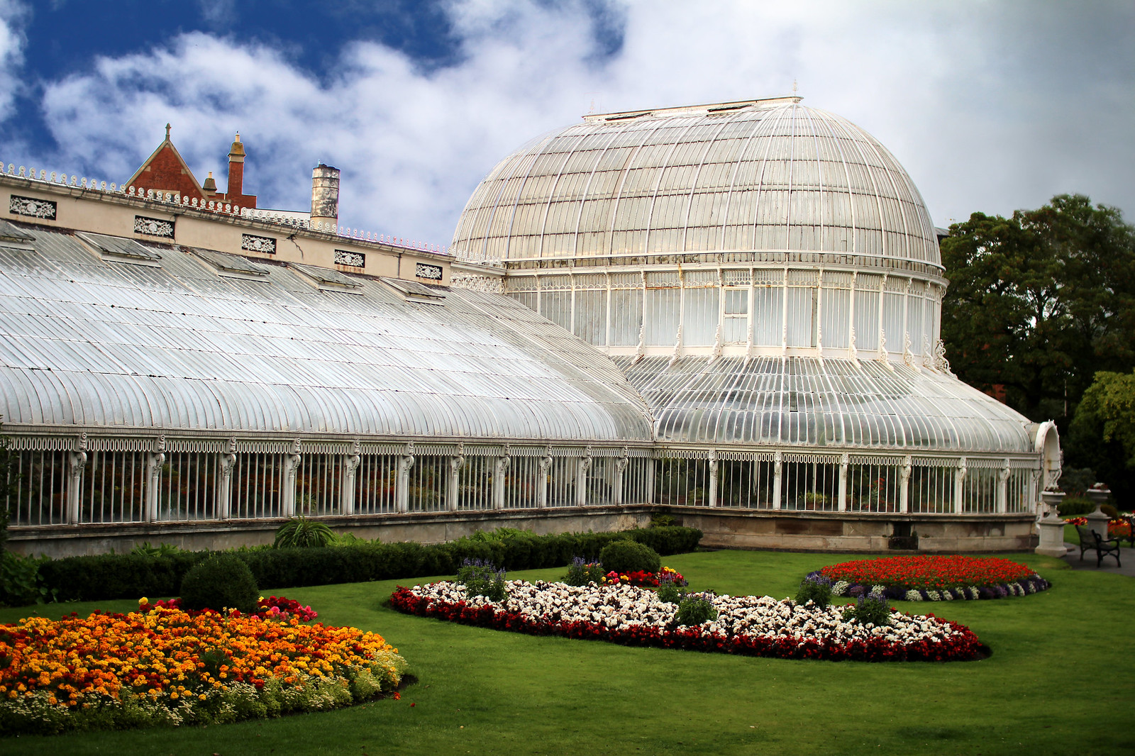Botanical Gardens Belfast 48 hour Guide travel blogger UK Northern Ireland