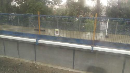 New Platform at Redhill