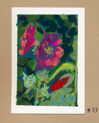 Sketchbook #106: Gouache