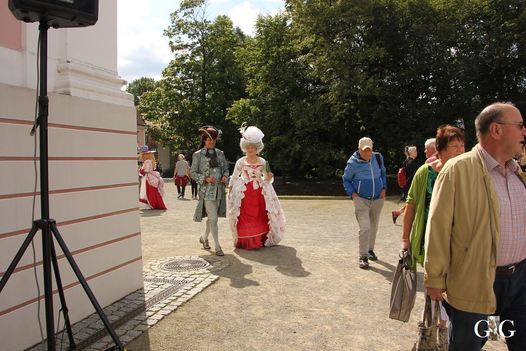 Besuch Tierpark Friedrichsfelde 20.08.1772