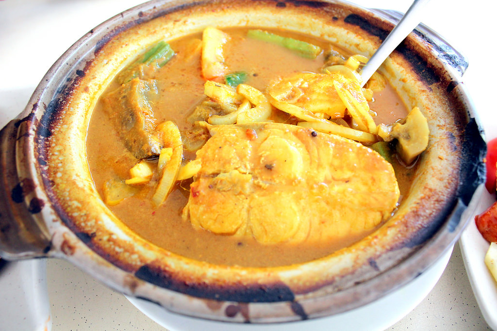 Fish Head Curries: Ocean Curry